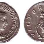 Draganovec - Farkašić, rimski novac, 3.st.