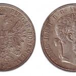 Novac Franje Josipa II, 1884.