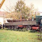 Transport u muzej 1999.g.